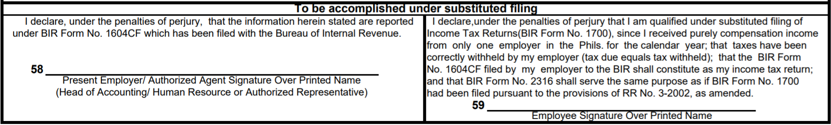 Latest updates on BIR Form 2316 requirements – Facing PH Taxes